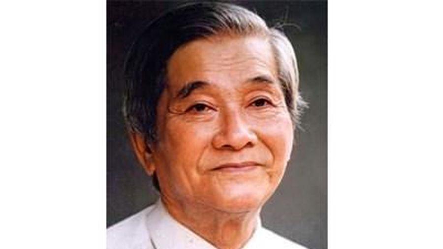 Vĩnh biệt nhà thơ Xuân Sanh