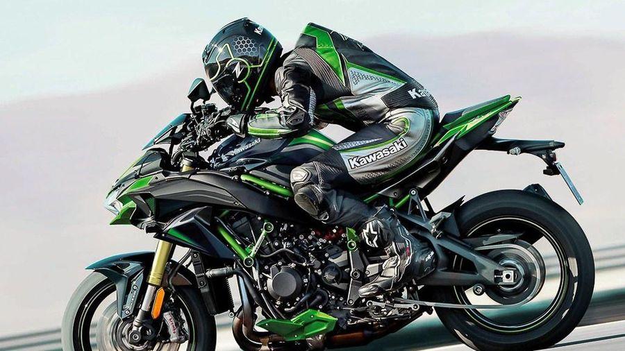 Kawasaki Z H2 SE đời 2021 được ra mắt