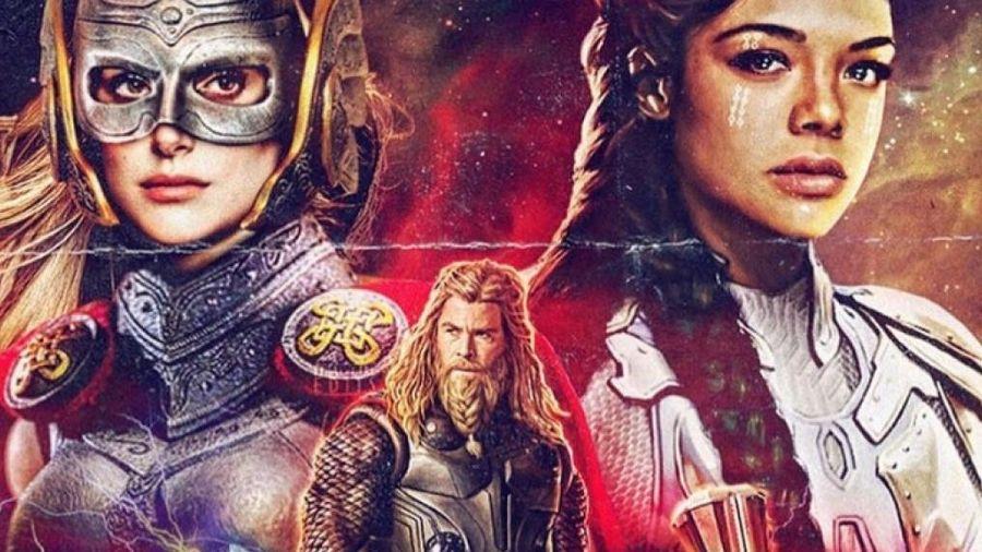 'Thor: Love and Thunder' được ví von hoành tráng như 'Avengers 5'