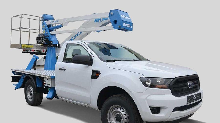 Ford Ranger có thêm phiên bản đa năng tại châu Âu