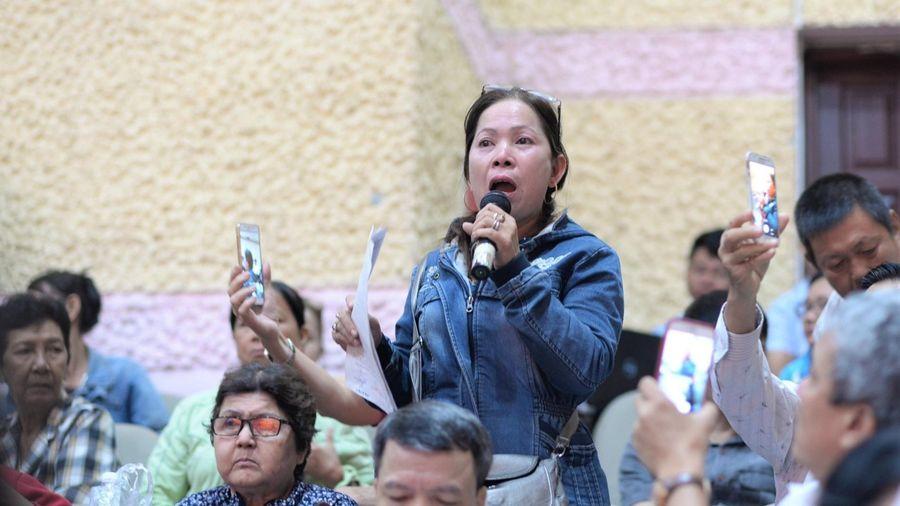 3 ngày nữa, Thanh tra Chính phủ đối thoại với người dân Thủ Thiêm