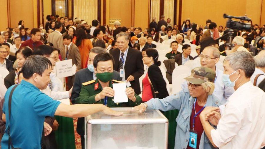 Hội Nhà văn Việt Nam tổng kết công tác nhiệm kỳ 2015-2020