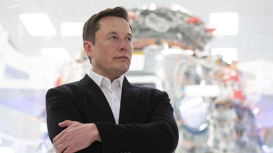 Elon Musk trở thành người giàu thứ 2 thế giới