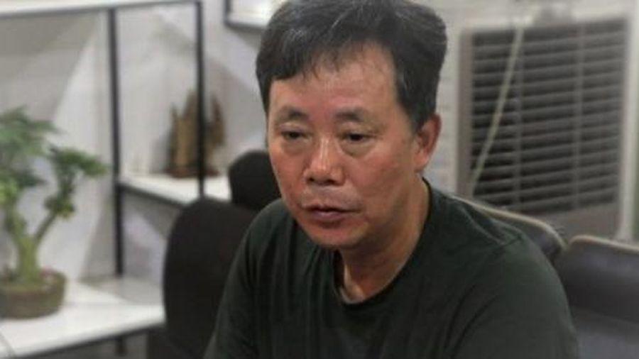 Phát hiện người đàn ông Trung Quốc trốn truy nã ở Thừa Thiên- Huế