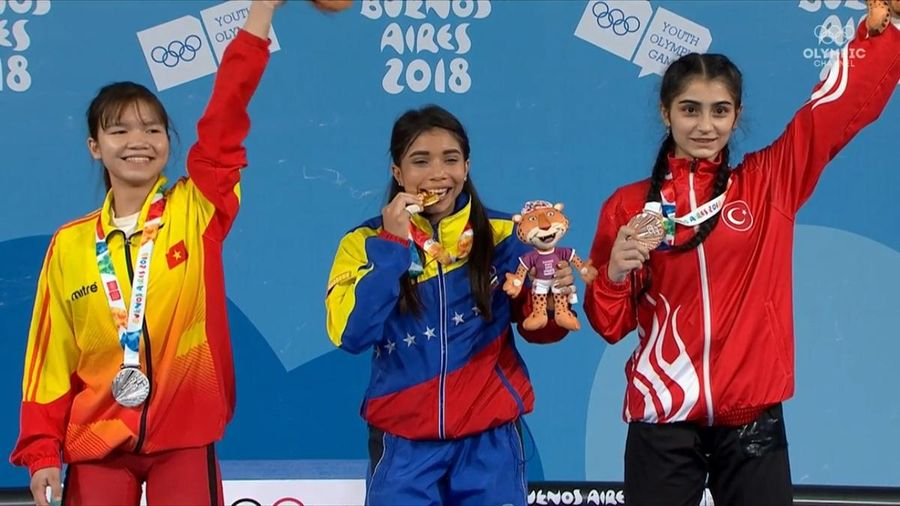 Dính doping, 2 VĐV cử tạ Việt Nam bị cấm thi đấu quốc tế 4 năm