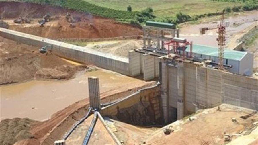 Thủy điện Plei Kần tích nước trái phép chỉ phạt 25 triệu