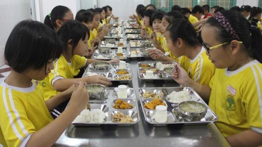 Tăng cường bảo đảm vệ sinh, an toàn thực phẩm trong trường học