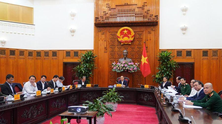 Thủ tướng chủ trì phiên họp thứ nhất Ban Chỉ đạo An toàn, An ninh mạng quốc gia
