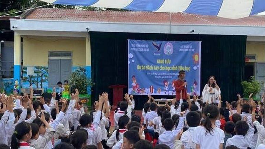 ELSA phát động chiến dịch ủng hộ 'Sách hay cho học sinh tiểu học'