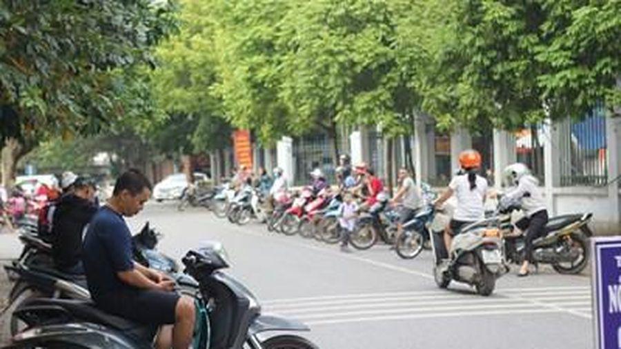 Huyện Sóc Sơn nói 'không' với tai nạn tại cổng trường học