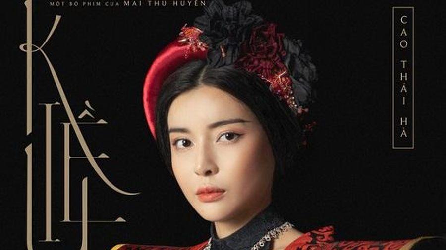 'Ác nữ' Cao Thái Hà đóng nhân vật 'ghen tuông nhất lịch sử' Hoạn Thư trong phim Kiều