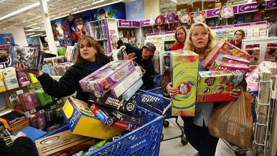 Mỹ: Doanh số bán lẻ trong kỳ nghỉ Lễ Tạ ơn có thể bùng nổ