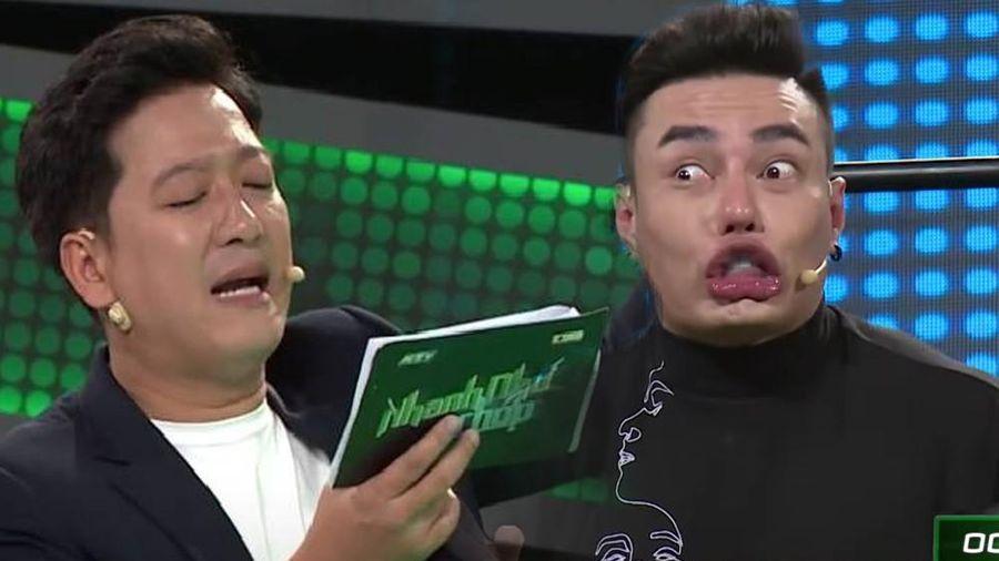Vì sao Trường Giang khiến fan thất vọng tại gameshow 'Nhanh Như Chớp'?