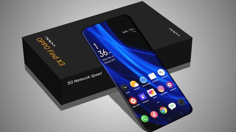 OPPO Find X3 sẽ ra mắt với Snapdragon 875, màn hình 3K, hai camera chính
