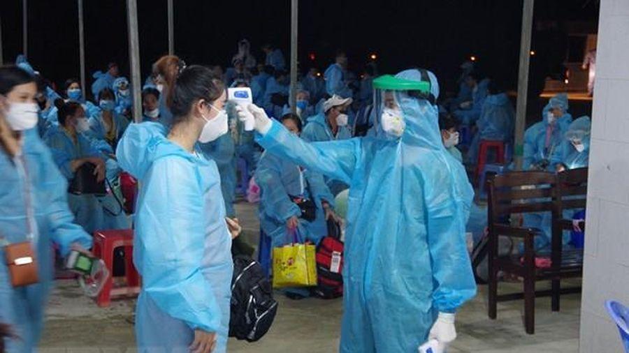 Nguy cơ lây nhiễm dịch COVID-19 vào Việt Nam rất lớn