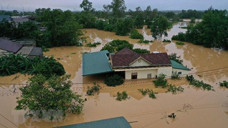 ADB viện trợ 2,5 triệu USD khắc phục hậu quả thiên tai ở miền Trung