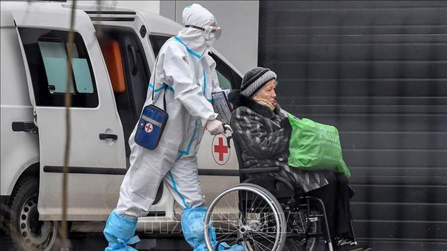 Nga, Bulgaria ghi nhận số ca tử vong do COVID-19 trong ngày cao nhất