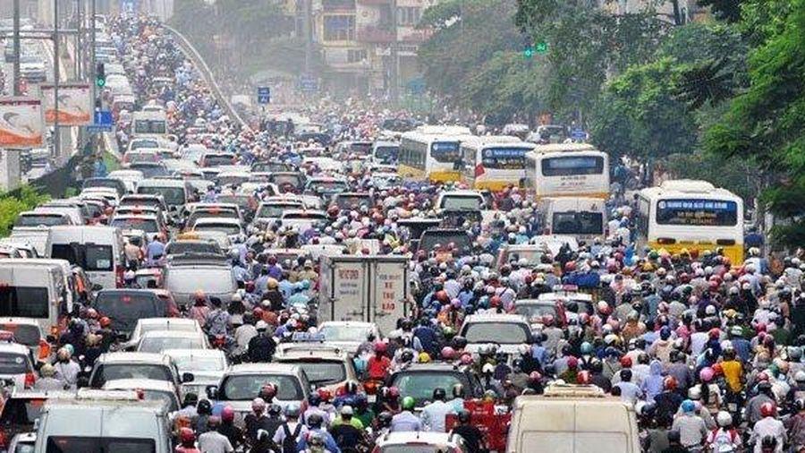 Kiến nghị xây dựng 14 tuyến đường dành riêng cho xe buýt tại Hà Nội