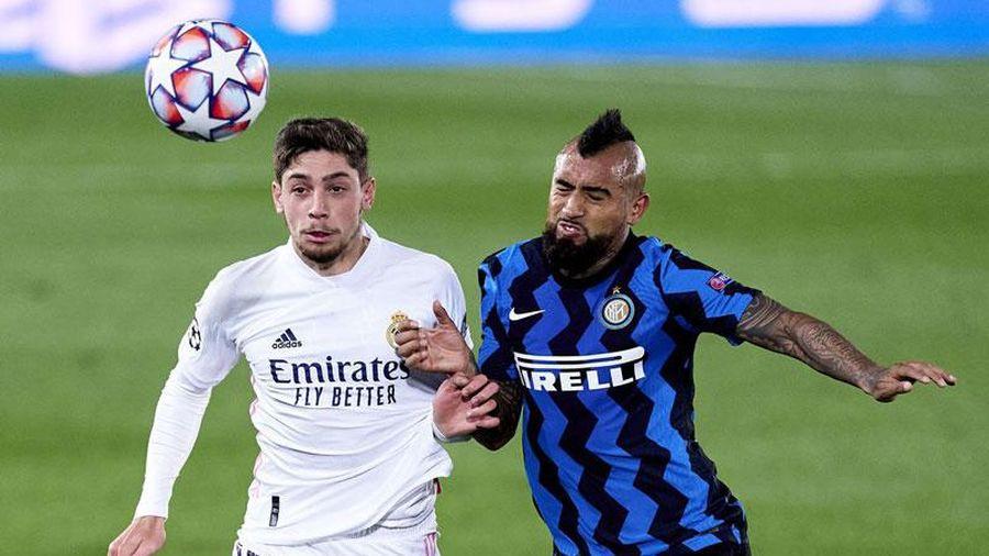Lịch phát sóng lượt trận thứ 4 vòng bảng Champions League: Inter tái đấu Real