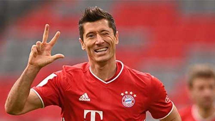 Lewandowski bỏ ngỏ khả năng ở lại Bayern
