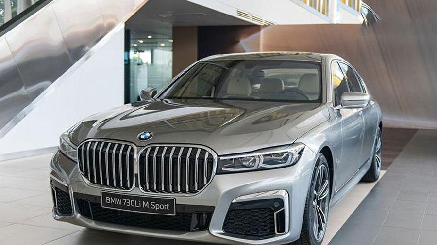 10 điều cần biết về BMW Series 7