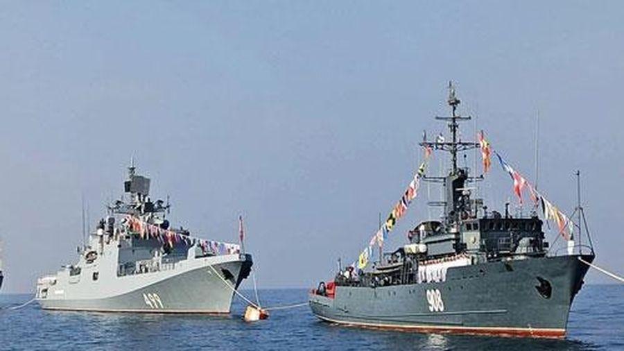 Vì sao Tổng thống Putin quyết định xây căn cứ hải quân Nga ở Sudan?