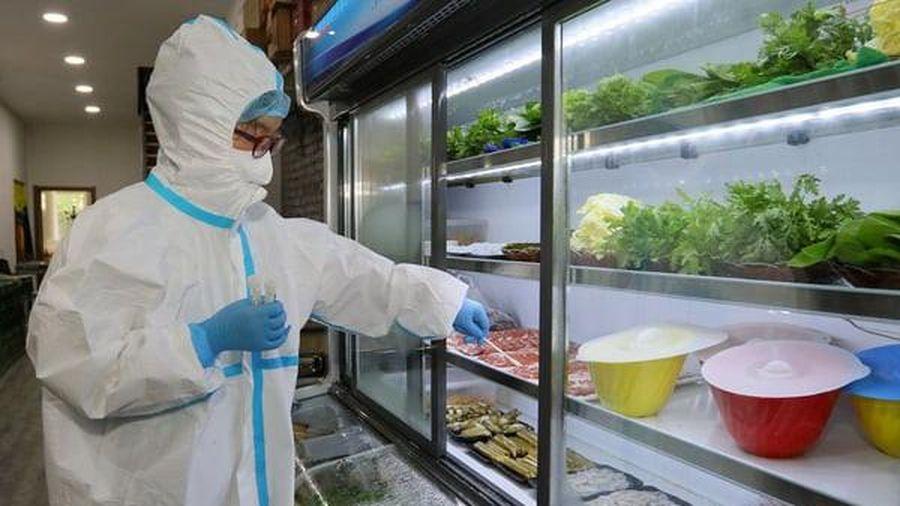 Bộ Y tế xét nghiệm COVID-19 đối với thực phẩm đông lạnh nhập khẩu