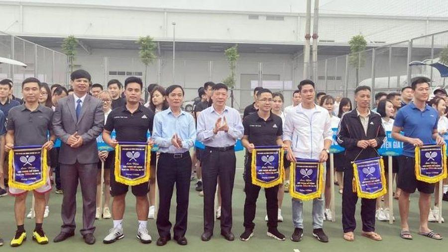 Giải Tennis mở rộng tranh Cúp Stanley lần thứ VII năm 2020