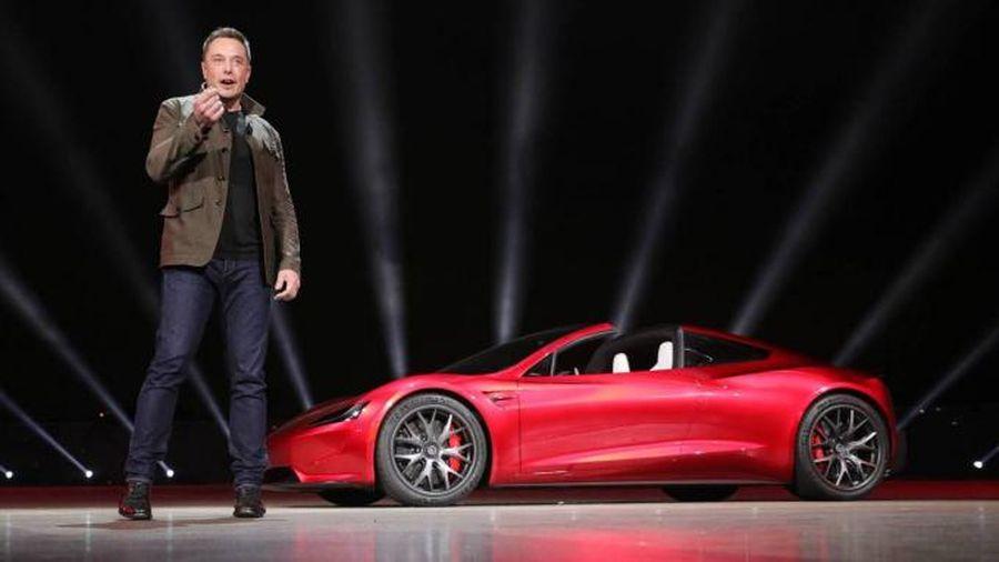 Ông chủ hãng xe Tesla trở thành người giàu thứ hai thế giới