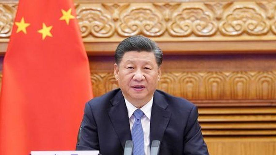 Chủ tịch Trung Quốc cam kết tăng gấp đôi quy mô nền kinh tế vào năm 2035