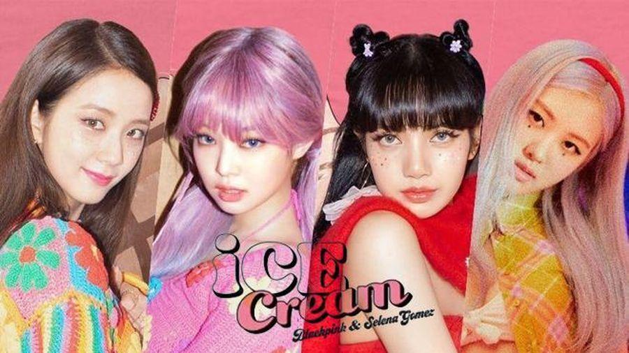 Vừa tung dự án toàn cầu, BlackPink đã phá kỉ lục của Little Mix nhờ lượt stream mới của 'Ice Cream'