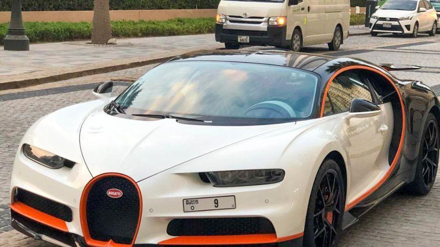 Biển số 'độc nhất vô nhị' có giá đắt gấp đôi tiền mua siêu xe Bugatti Chiron Sport