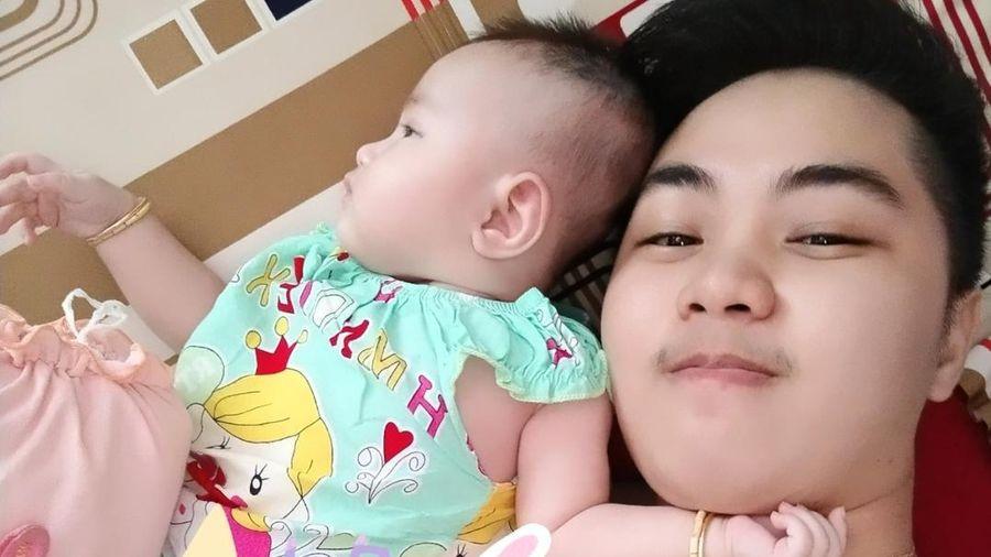 'Người đàn ông mang thai' Minh Khang tố vợ cũ 'hai mặt', xác định cắt đứt quan hệ