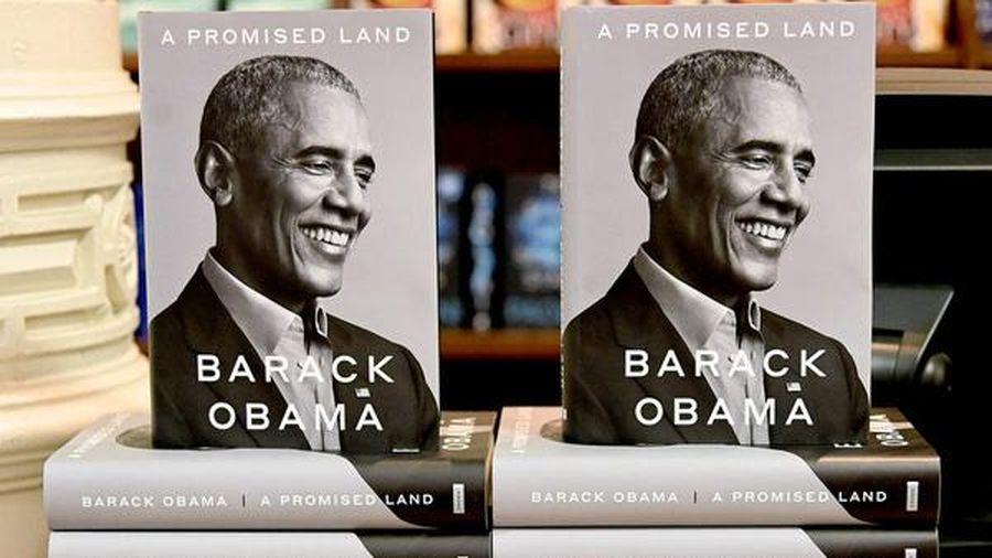 Hồi ký Obama đang được gấp rút phát hành bản tiếng Việt