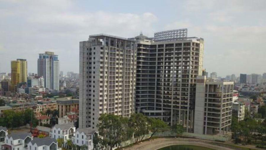 Ngược thị trường, phân khúc căn hộ chung cư cao cấp ở Hà Nội giảm giá Trần Kháng