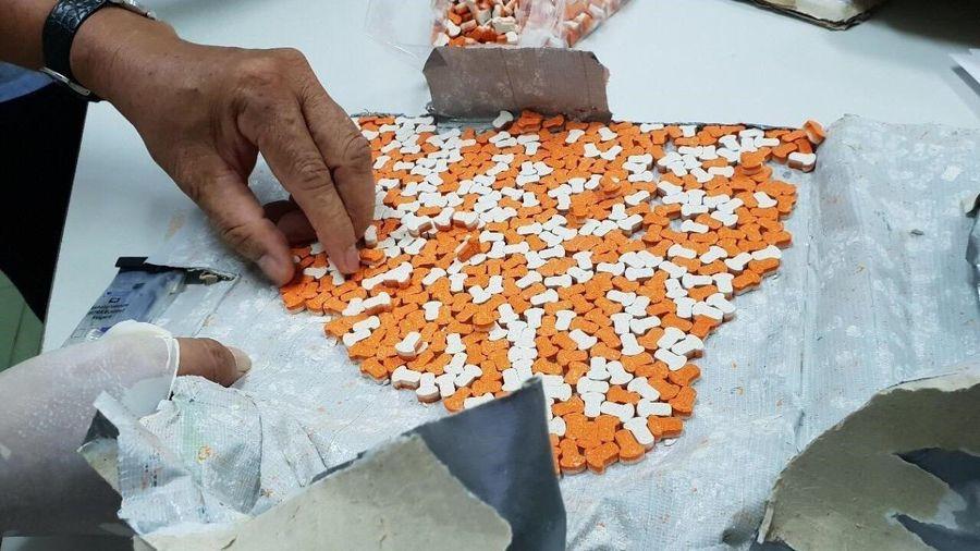 Bắt hơn 20 kg ma túy qua đường chuyển phát nhanh