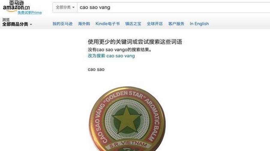 Cao sao vàng Việt Nam được bạn quốc tế săn đón, đắt gấp 50 lần cũng mua