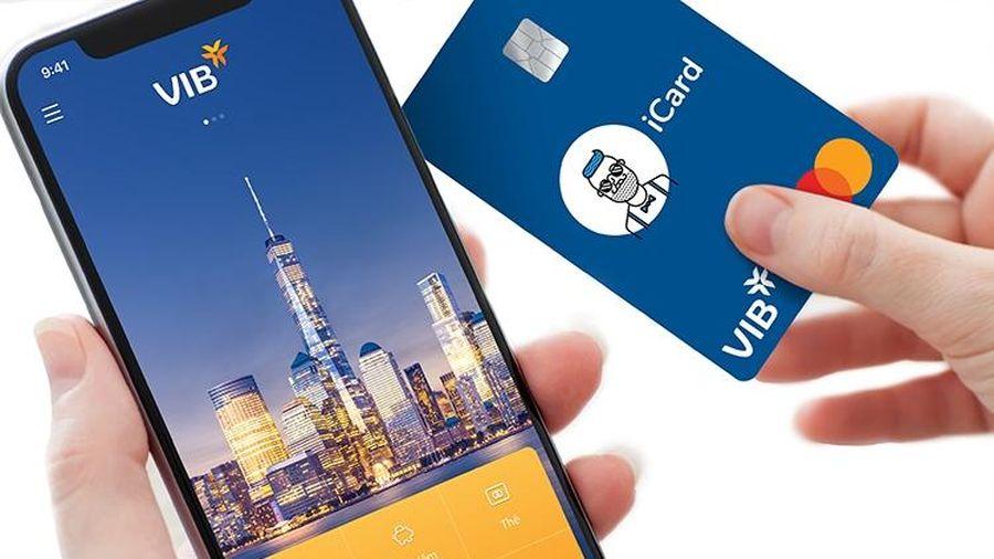 VIB ra mắt tài khoản ngân hàng số toàn diện