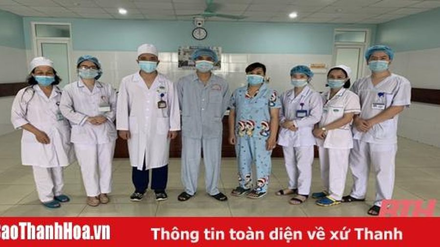 Bệnh viện Đa khoa Thanh Hóa thực hiện thành công ca ghép thận không cùng huyết thống
