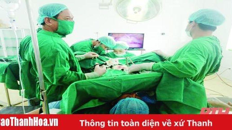 Bệnh viện Đa khoa khu vực Nghi Sơn: Đổi mới để phục vụ người bệnh tốt hơn
