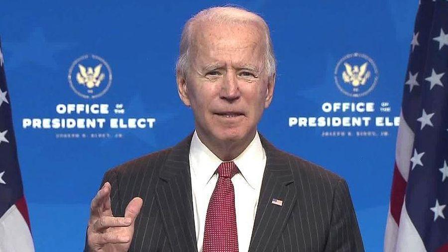 Doanh nghiệp Mỹ sẵn sàng cho nhiệm kỳ của ông Biden