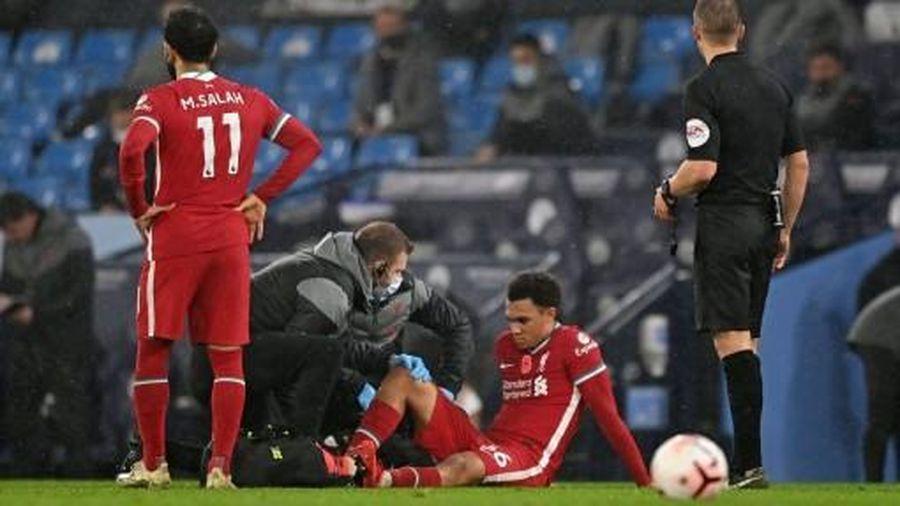 Chấn thương 'hành hạ' các đội bóng Anh