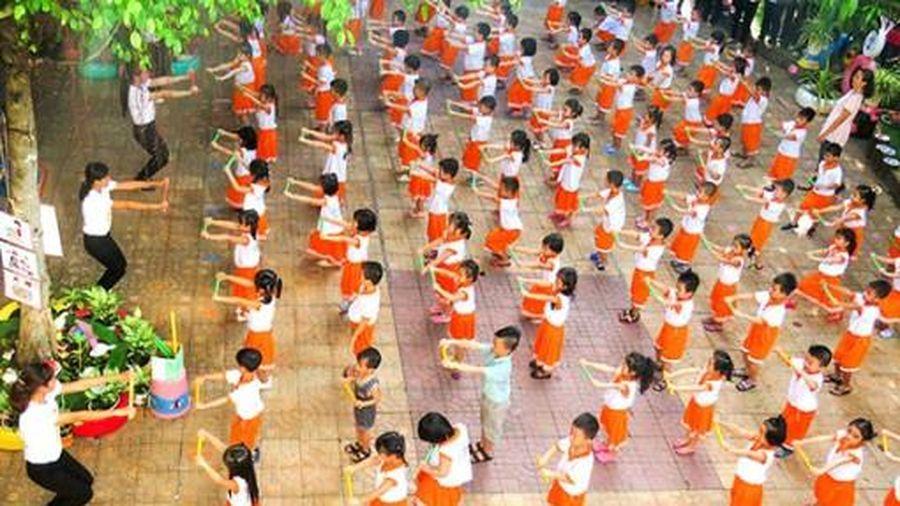 Tập trung nâng chất giáo dục thể chất và thể thao trong trường học