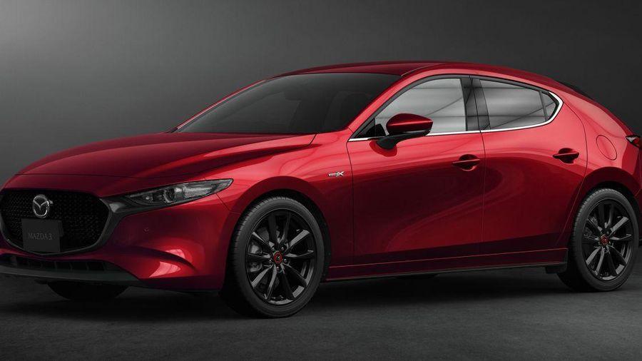 Mazda3 2021 ra mắt tại Nhật Bản, thêm nâng cấp mạnh mẽ hơn