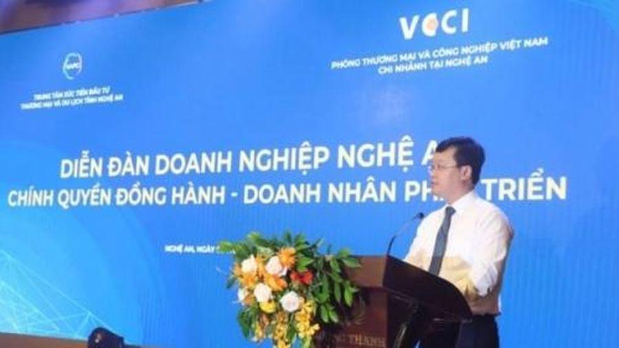 Nghệ An: Giải quyết thủ tục hành chính còn chậm, gây phiền hà cho doanh nghiệp, người dân