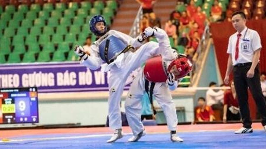 Khai mạc giải Vô địch Taekwondo quốc gia 2020