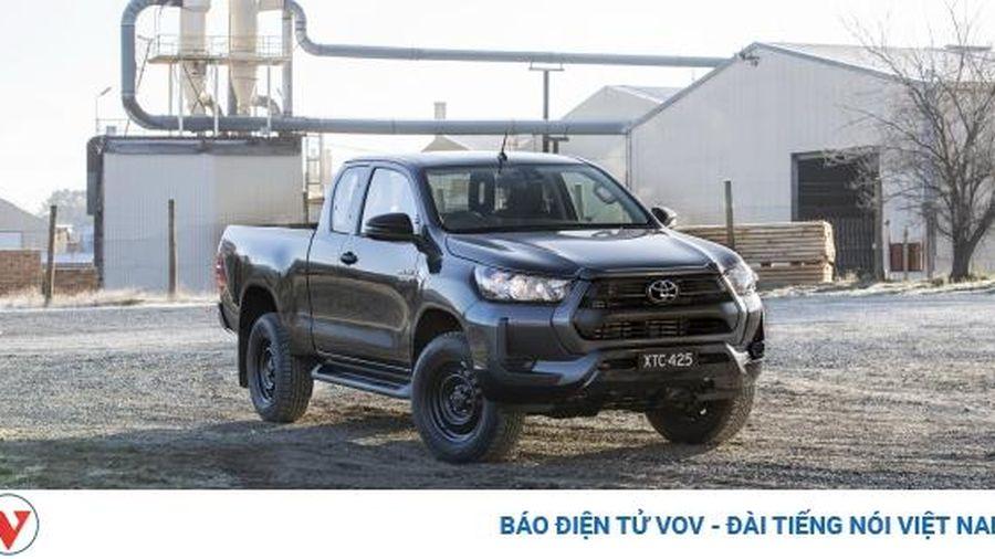 Toyota Hilux 2020 tại Australia phải triệu hồi vì thiếu nhãn mác