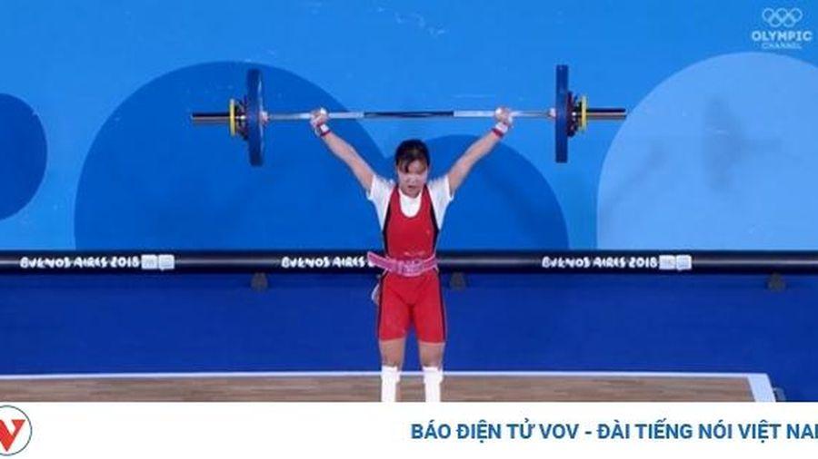 Việt Nam sẽ không kháng cáo án phạt dành cho cựu HCV cử tạ giải trẻ thế giới dính doping