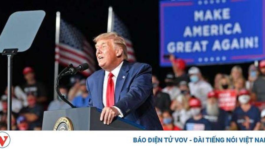 Cố vấn chiến dịch: Trump đã 'cơ bản nhận thua' sau khi xác nhận quyết định của GSA