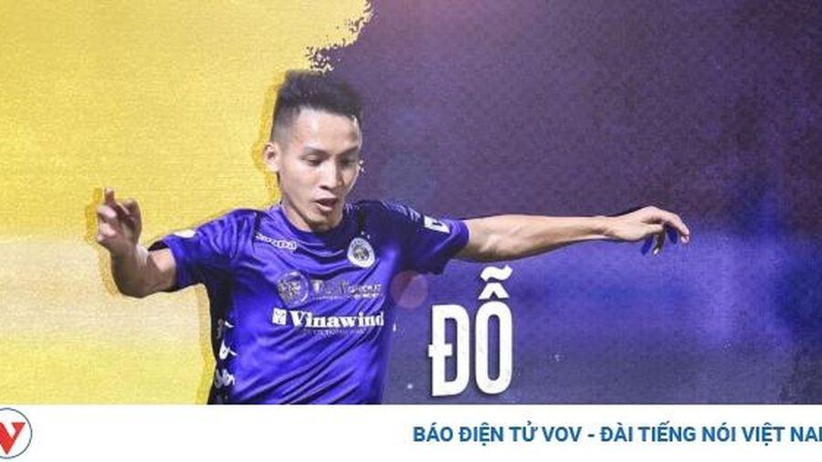 Hà Nội FC giữ chân 'máy quét' của HLV Park đến năm 2023